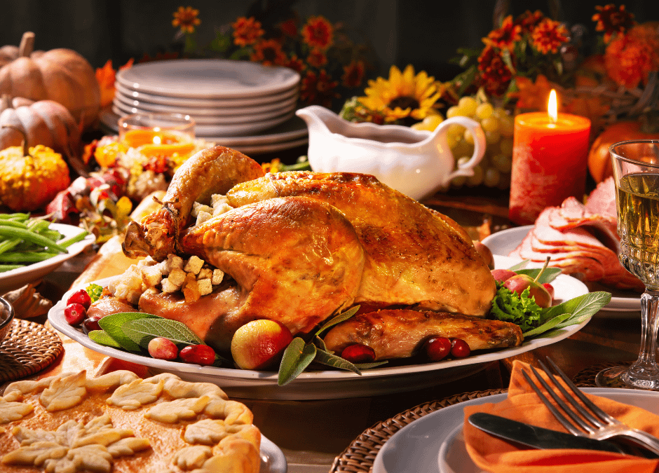 Healthy Thanksgiving Menu Ideas