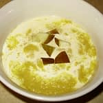 Almond Meal Pudding