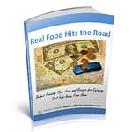 Real Food Hits the Road