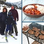 Winter Tailgating Food