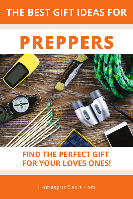 Prepper Gift Guide: Gift Ideas for Preppers