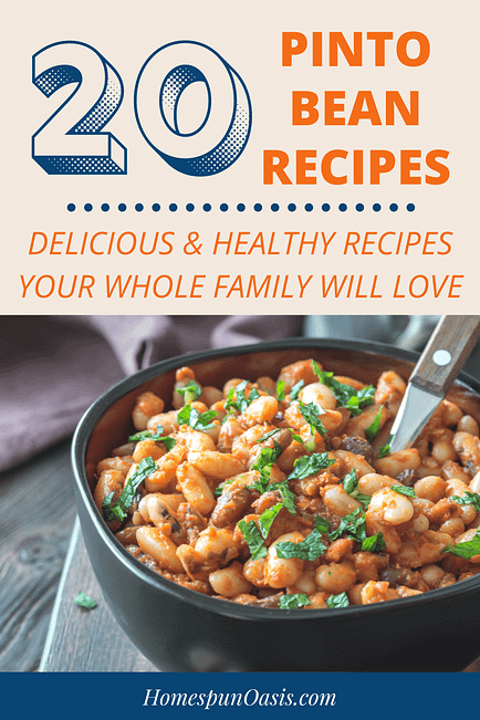 20 Pinto Bean Recipes You Must Try