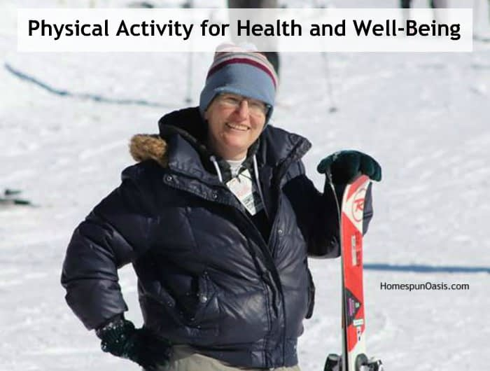 Physical Activity for Health and Well-Being
